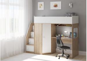 <span>Кровать чердак</span> Легенда B604.3